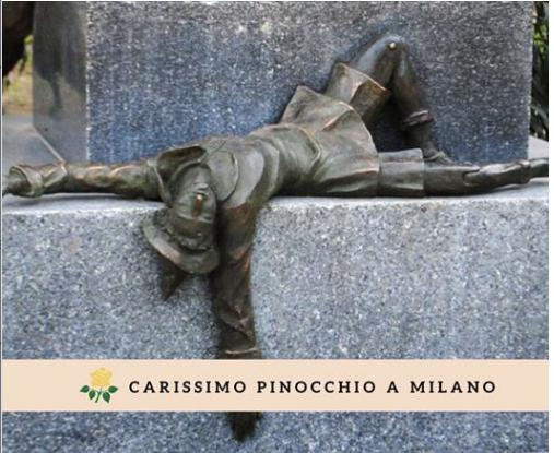 Pinocchio Corso Indipendenza Milanp
