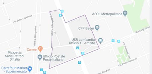 Quartiere Ebraico Milano
