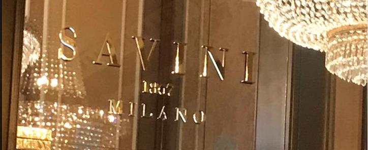Giovanna Ferrante Savini di Milano