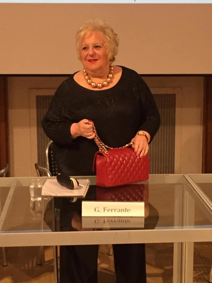 Giovanna Ferrante - Conferenza