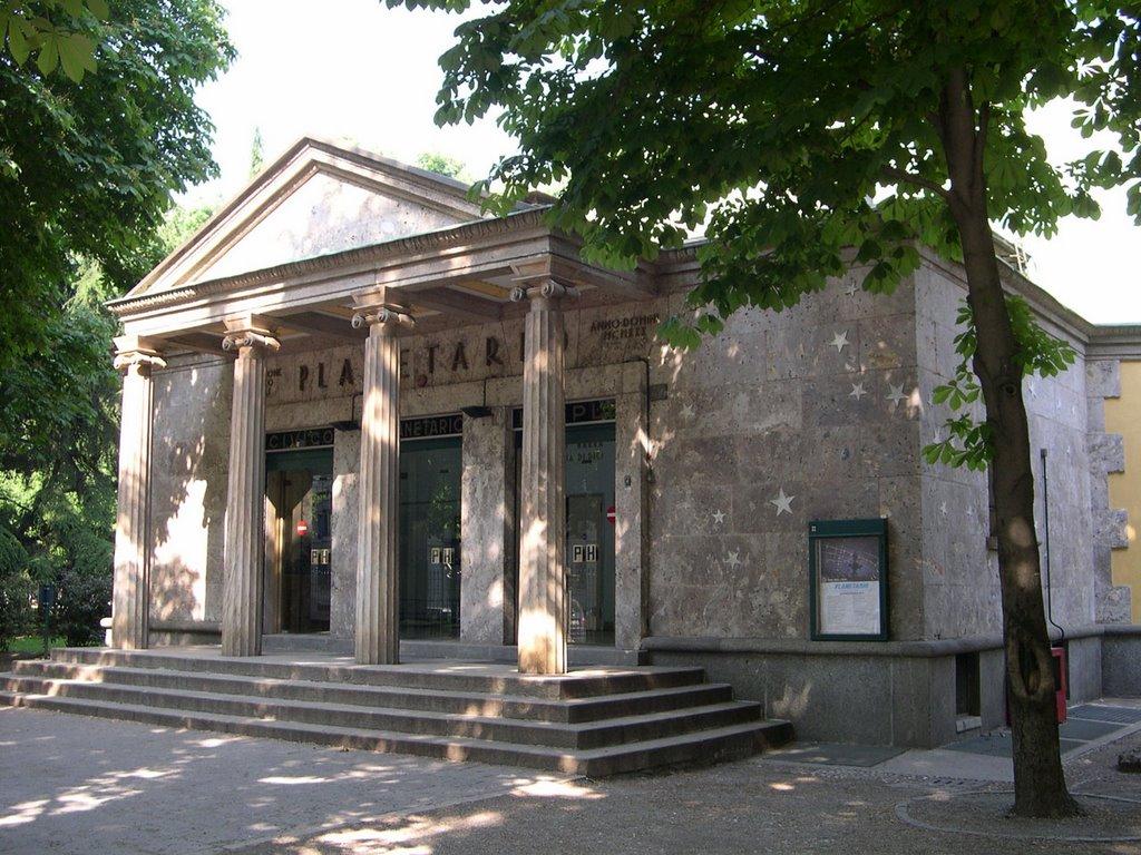 Planetario di Milano