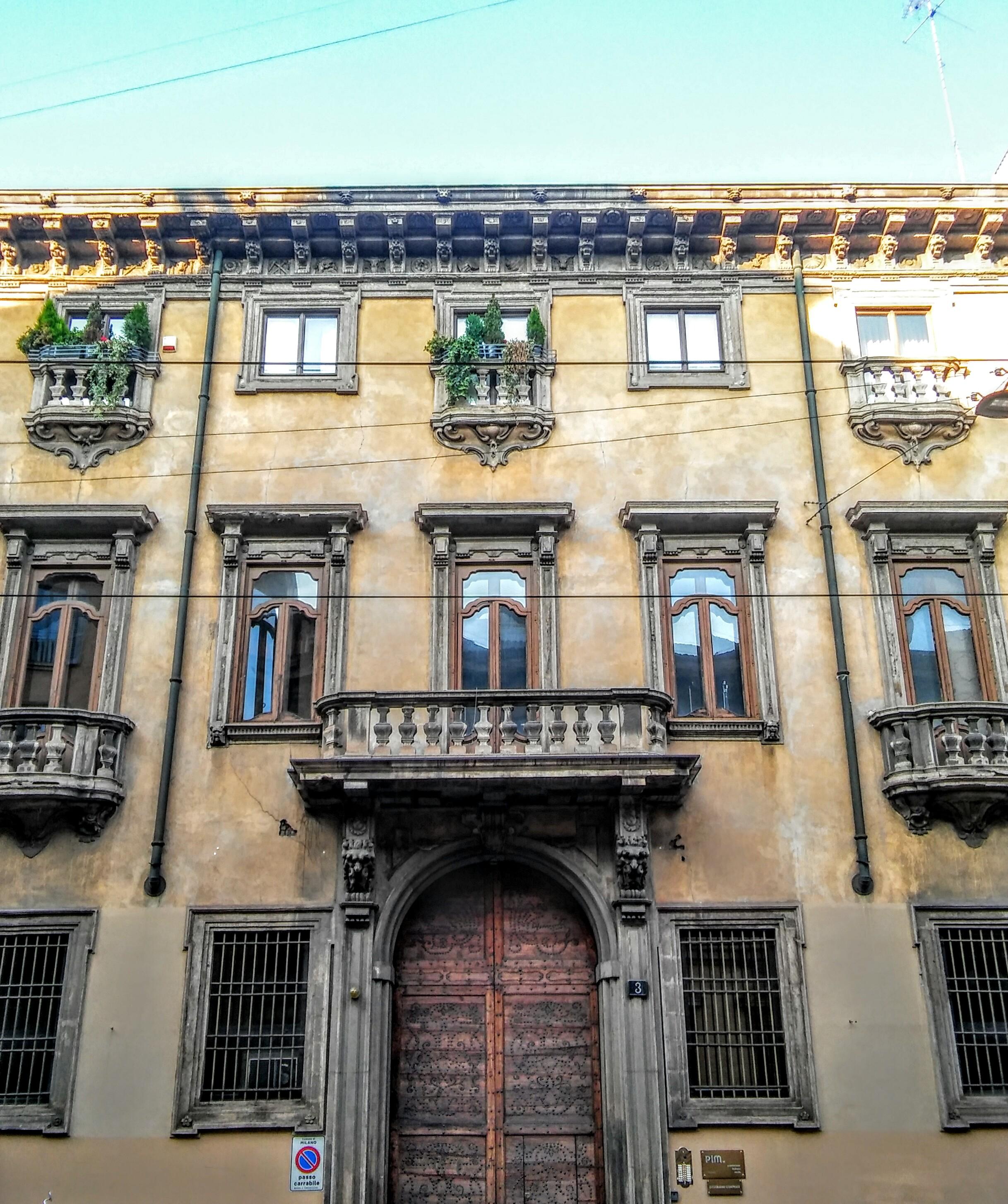 Palazzo Acerbi Milano
