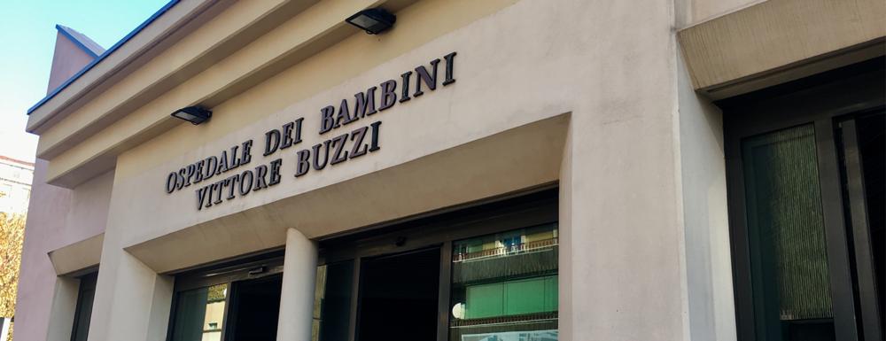 Ospedale dei Bambini - Milano