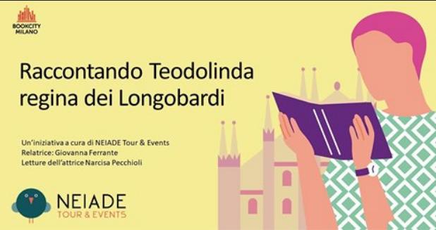 Evento online - Regina Teodolinda